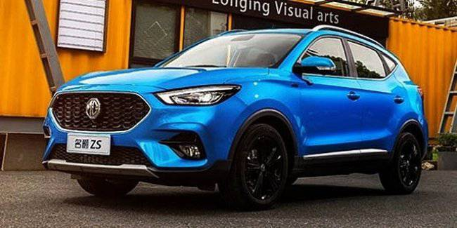 New generation MG ZS 2020 – expensive but good