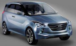 Hyundai has launched work on a mysterious MPV