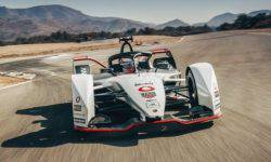 Porsche has revealed electric car racing for the first season of Formula E