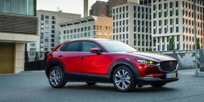 New Mazda CX-30 will be produced in Mexico