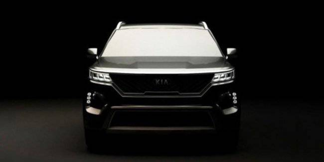 """The Network has published a photo and """"fresh"""" information about the new KIA Sorento"""