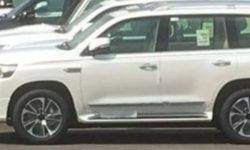 The Network has declassified the exterior of the new Toyota Land Cruiser 200