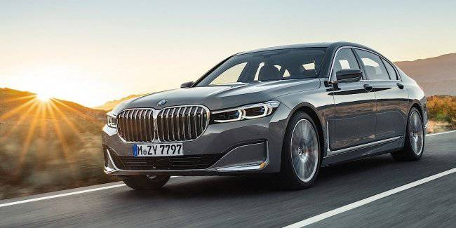 The new generation BMW 7-Series will get an electric version