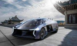 """""""For those who loves speed"""": Human Horizons introduced the unusual concept H"""