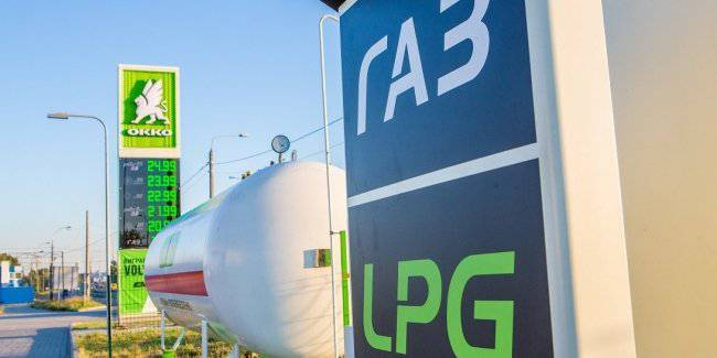 USA is a country of paradox LPG