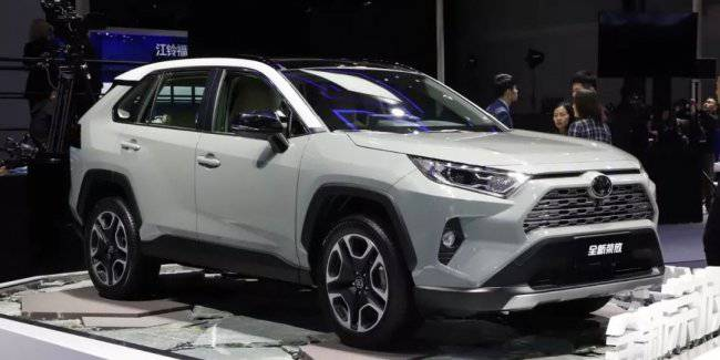 New Toyota RAV4 tested and found the flaw
