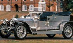 A unique instance of a Rolls-Royce Silver Ghost sold for a record amount