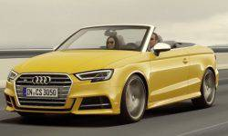 Company Audi intends to withdraw from the Audi A3 cabriolet