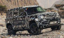 Land Rover Defender: the unique configuration of all-wheel drive and heavy-duty suspension components
