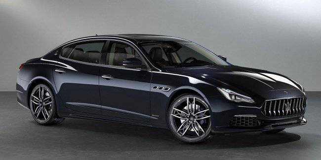 Maserati will present an exclusive version of the Quattroporte sedan and the Levante crossover on 14 August