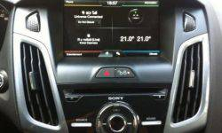 Ford will pay the penalty for your own multimedia system