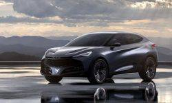 Cupra has presented sporty crossover with three electric motors