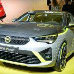 Opel will announce the concept Corsa-e Rally in Frankfurt