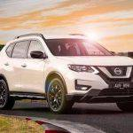 The Network has revealed the updated SUV Nissan Patrol