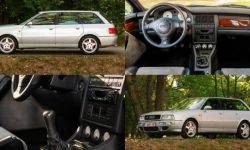"""""""Charged"""" Audi RS2 Avant from the 90s will sell at auction"""