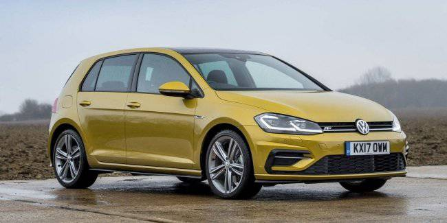 "Volkswagen is preparing a ""farewell"" version of the Golf"