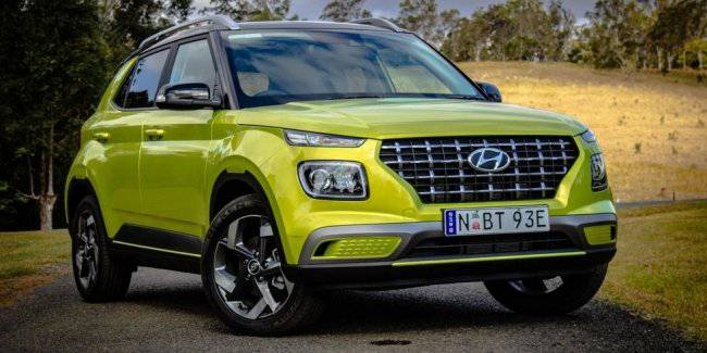 Nissan and Dongfeng has prepared a restyling of the SUV Venucia