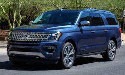Ford added the Expedition SUV luxury