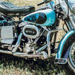Motorcycle Elvis became one of the most expensive in the world