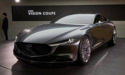 Mazda will soon introduce a 350-horsepower coupe