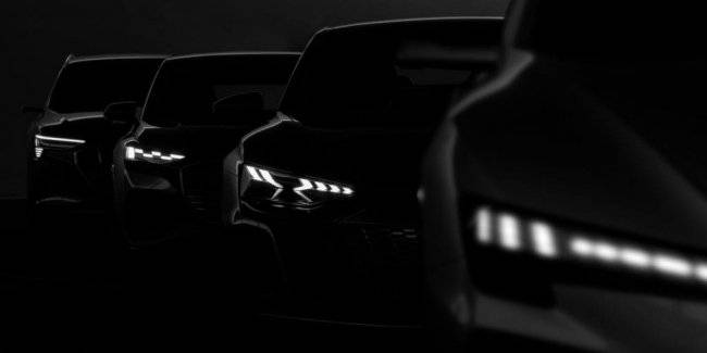 Audi has published the roadmap of their models