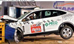 Experts have conducted a crash test of Renault crossover Arkana