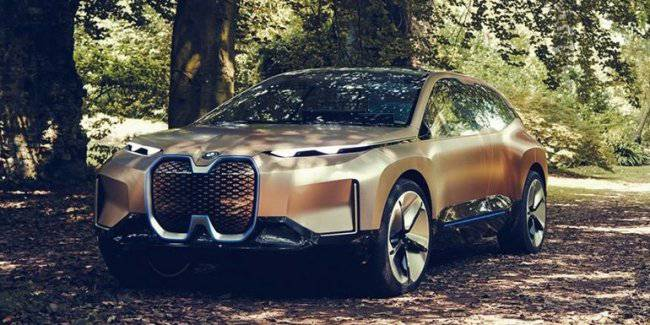 New BMW iNEXT gets a range of up to 580 kilometres