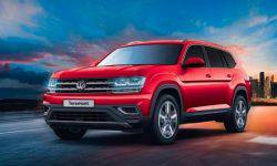 Volkswagen Teramont will receive a shortened version of the Cross Sport