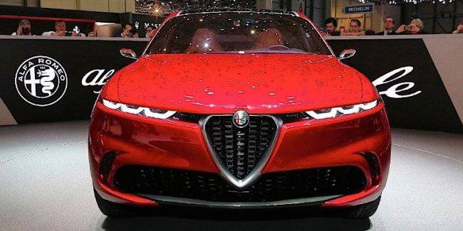 In the Network appeared the first photos of the Alfa Romeo Tonale