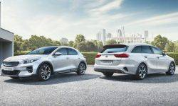 Kia for 6 years will represent 16 electrified models