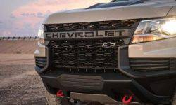 What will win the buyer's Chevrolet Colorado pickup 2021 model year?