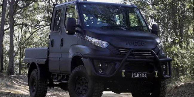 Dark horse Iveco enters the market
