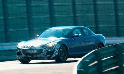 Mazda RX-8 again spotted at the Nurburgring