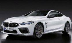 "Powerful Competition BMW M8 coupe accelerates to ""hundred"" for 2,8 seconds"
