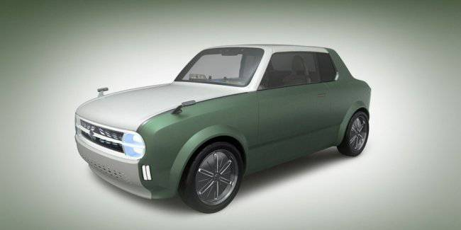Brand Suzuki will show in Tokyo, coupe-convertible and the Shuttle