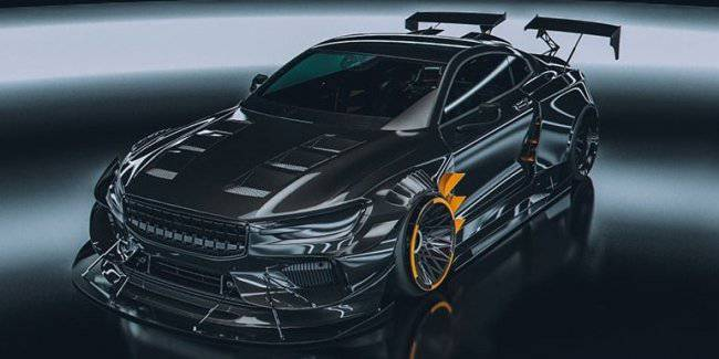 Polestar 1 from Need For Speed the Heat will become a reality