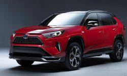 Rechargeable Toyota RAV4 PHEV can travel up to 48 kilometres