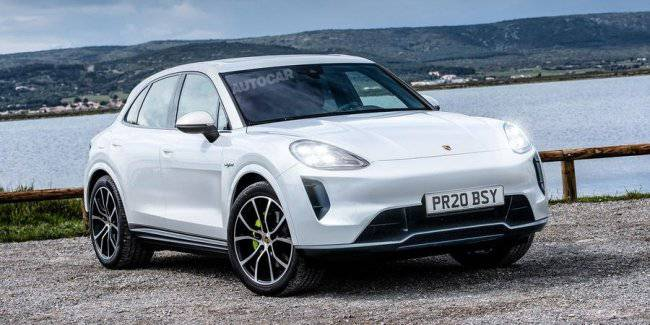 New electric Porsche Macan will get the platform and technology Taycan