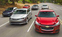 Most popular used cars from the US over the past year