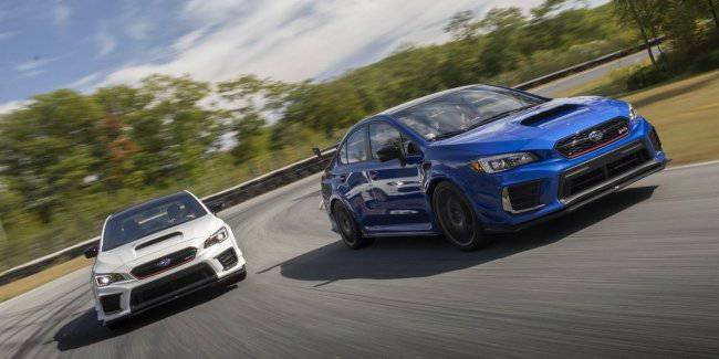 Subaru released a limited edition STI S209