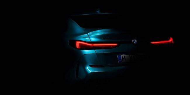 The Network has published the first photos of the new BMW 2-Series Gran Coupe