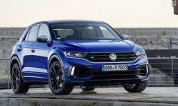 "Volkswagen introduced the ""charged"" version of the model T-Roc R"