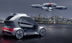 Audi stopped the development of the flying taxi