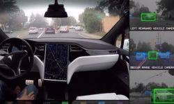 The autopilot Tesla today marks 4 years