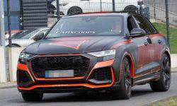 Audi RS Q8 is preparing to debut November 20