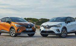 New Renault Captur has become even brighter and roomier