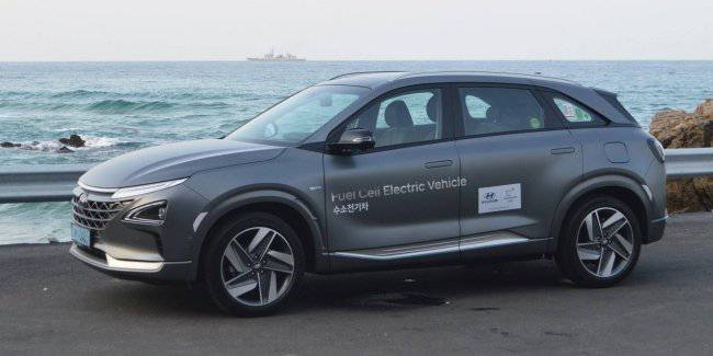 Hyundai will create a new sub-brand, which will be sold electric vehicles FCEV