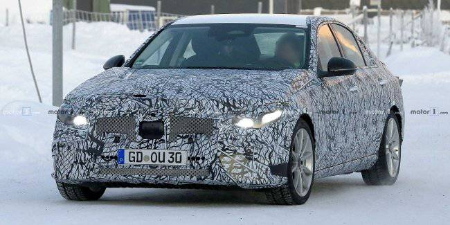 The new Mercedes-AMG C63 will get a plug-in hybrid motor