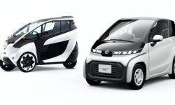 Toyota launches tiny electric car