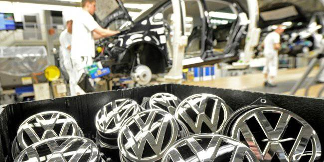 Volkswagen has postponed the construction of a plant in Turkey